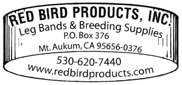 Red Bird Products